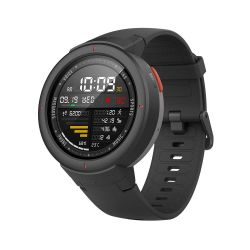 Amazfit Verge Multifunctional Smartwatch - Black