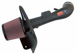 K&N Cold Air Intake Kit: High Performance Guaranteed To Increase Horsepower: 50-STATE Legal: 2004-2011 Ford mazda Ranger B4000 4.0L V6 57-2561