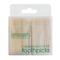 BAMBOO EARTH Bamboo Toothpics