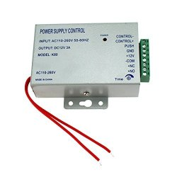 OBO HANDS Ac 110-240V To DC12V 3A 36W Power Supply For Door Access Control System Power Supply