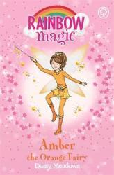 Rainbow Magic: Amber The Orange Fairy: The Rainbow Fairies Book 2