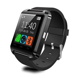 U-watch Pandaoo U8 Smart Watch Phone Mate With Sync bluetooth 4.0 ANTI-LOST Alarm For Apple Iphone