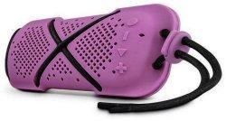 Microlab D22 Portable Bluetooth Speaker - Purple