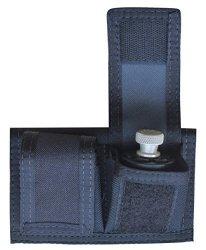 Double Speedloader Belt Pouch - Universal Fit 22 Mag Thru 44 Mag