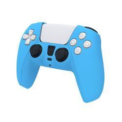 PS5 Gamepad Silicone Protective Case For Playstation 5 Controller -blue