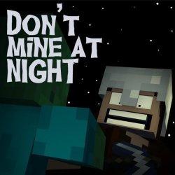 BebopVox Productions Don't Mine At Night - Minecraft Parody