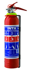 Inta Safety 1kg Dcp Fire Extinguisher With Bracket