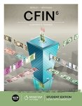 Cfin With Mindtap Finance 1 Term 6 Months Printed Access Card