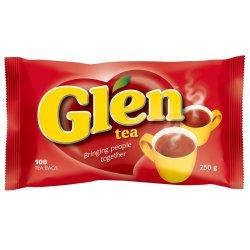 Glen Tagless Teabags 100 Pack