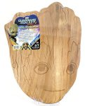 SEVEN20 Baby Groot Wooden Cutting Board - Marvel Guardians Of The Galaxy 15 Inch Wood Carving