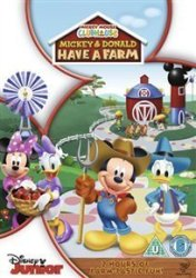 Mickey Mouse Clubhouse - Mickey And Donald Have A Farm Dvd