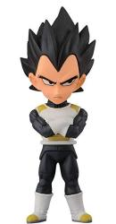 Banpresto Dragon Ball Z 2.8-INCH Vegeta Movie World Collectable Figure Volume 3