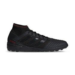 Adidas Men's Predator 19.3 Black red Turf Boot