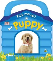 Pick Me Up Puppy Board Book