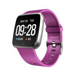 Y7 1.3' Ips HD Screen Heart Rate Blood Pressure Oxygen Monitor Music Camera Control Multi-sport Modes Smart Watch