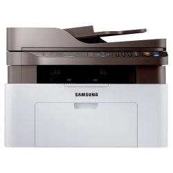 Samsung - M2070F Mono Laser All-in-one Laser Printer