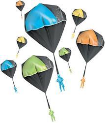 USA Glow In The Dark Toy Parachute