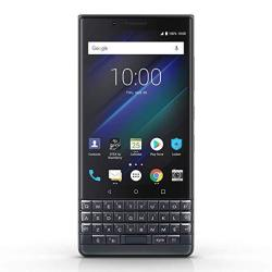 BlackBerry KEY2 Le BBE100-2 64GB Unlocked GSM Android Phone W dual 13MP 5MP Camera - Space Blue slate