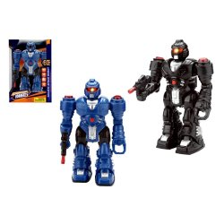 Adventure Force 8IN Bo Animated Roboz With Light & Sound 80534