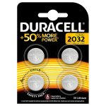 DURACELL - Lithium 2032 4S