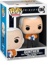 Pop Television: Friends - Gunther Vinyl Figure Possibility Of Chase