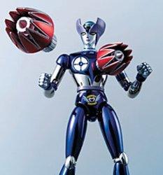 Bandai Mazinger: GX-11MA Angel Dianan A Die Cast Action Figure Soul Of Chogokin