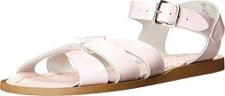 Salt Water Sandals By Hoy Shoe Saltwater By Hoy Girls Little Kid The Original Sandal Shiny Pink 13 M Us Little Kid