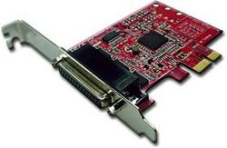Chronos Card Pci Express 4 Serial Card 4 Port Pcie Serial Card