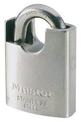 Master Lock 550EURD 50MM Stainless Steel Padlock