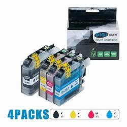 Digitoner Compatible LC203 Ink Cartridge Replacement For Brother LC203 LC203XL To Use With MFC-J480DW MFC-J680DW MFC-J880DWMFC-J485DW MFC-J4620DW MFCJ5720DW 1 Black 1 Cyan 1 Magenta