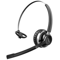 c035f4f5f67 Mpow HC3 Bluetooth Headphones Dual-mic Noise Reduction 13HR Playtime Trucker  Bluetooth Headset W wired Mode Cell Phone Headset C