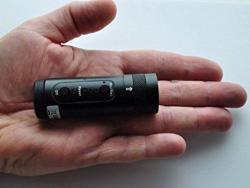 Lawmate PV-RC400HD 1080P HD MINI Fisheye Waterproof Fireproof Helmet Bullet Camera By Stuntcams