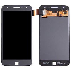 IPartsBuy For Motorola Moto Z Play Original Lcd Screen + Original Touch Screen Digitizer Assembly Black
