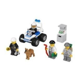 LEGO CITY Lego Police Minifigure Collection 7279