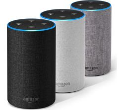 Amazon Echo - Smart Home Assistant And Bluetooth wi-fi Speaker