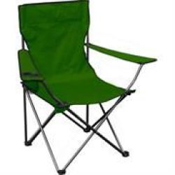 Totally Camping Chair Green Retail Box Out Of Box