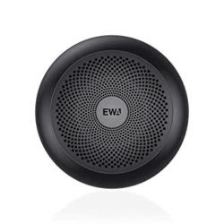 EWA Portable A110MINI Bluetooth Speakers Metal Speaker With Hard Travel Case Packed Tws Funtion Can Pair Two Speakers To Enjoy S