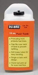 USA Du-bro 416 16 Oz Fuel Tank