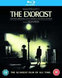 The Exorcist - Version You've Never Seen - Import Blu-ray Disc