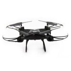 Jeronimo - Drone 2.4G - SX15 - Black