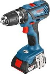Bosch GSB 18-2-LI Plus Cordless Impact Drill