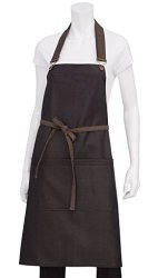 Chef Works Apparel Chef Works Boulder Bib Apron ABWT051