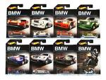 2016 Hot Wheels Bmw 100TH Anniversary Exclusive Series - Complete Set Of 8