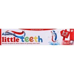 Aquafresh Little Teeth Fluoride Toothpaste 50ml