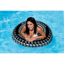 Intex - Giant Tyre Inflatable Tube