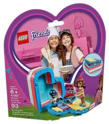 Lego Friends Olivia's Summer Heart Box 41387