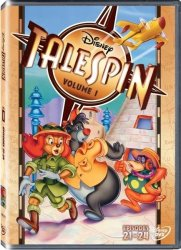 Talespin Volume 1 Disc 6 Dvd