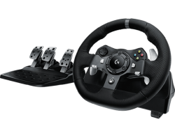 Logitech G920 Driving Force USB Racing Wheel PC