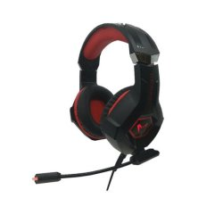Microlab G7 Pro Gaming Headset + Microphone - Black red