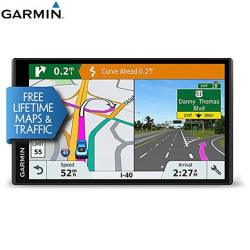 Garmin 010-01681-02 Drivesmart 61 Na Lmt-s Gps W smart Features Certified Refurbished